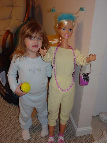 sav and barbie