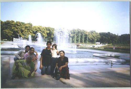 Vrindhavan Garden Mysore
