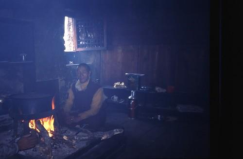 lama fireside