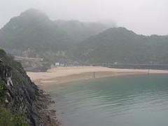 La playa de CatBa