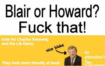 Lib Dem campaign poster4