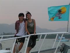 First Met: Similan Islands Dive Trip, Nov 2004