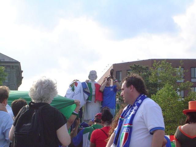 Chris Colombus LOVES soccer!