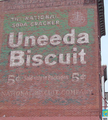 Uneeda Biscuit | by Just Us 3