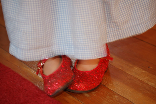 dorothy makes a reappearance | by SouleMama