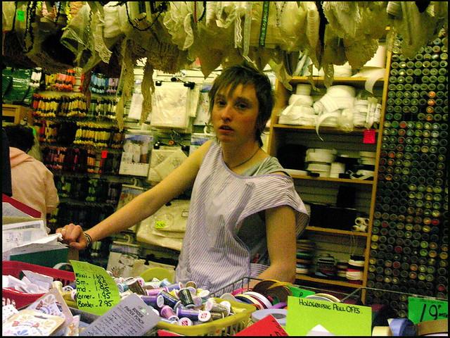Kirkgate Market