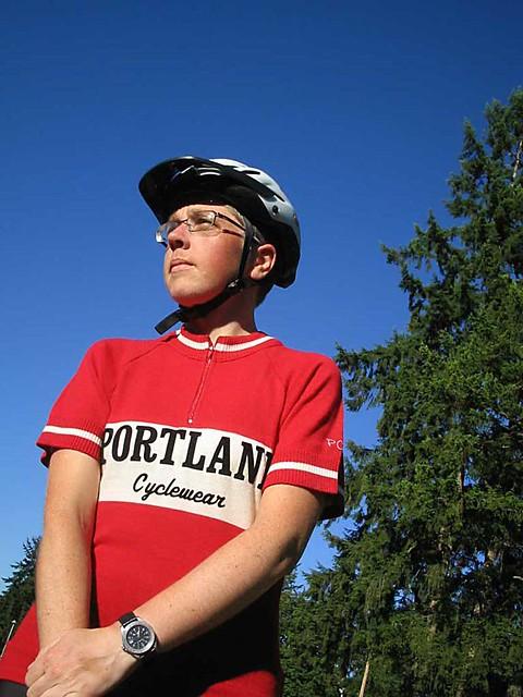 Portland Cyclewear STP Jersey