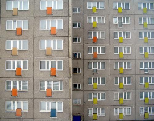 Warsaw view