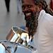 Image: Clyde: Trinidadian Steel Drummer