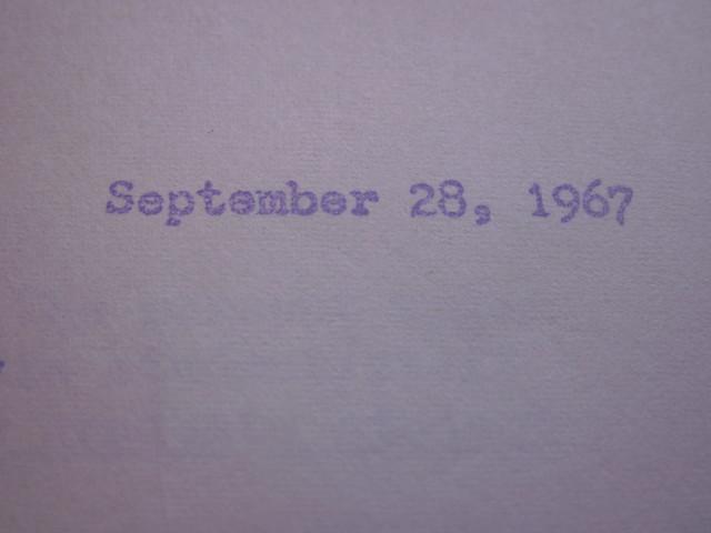 September 28, 1967