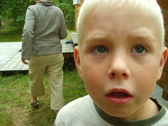 Mikkel Close up