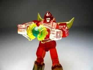 Takara Rodimus Prime with Matrix (Lava Chase) | by naladahc