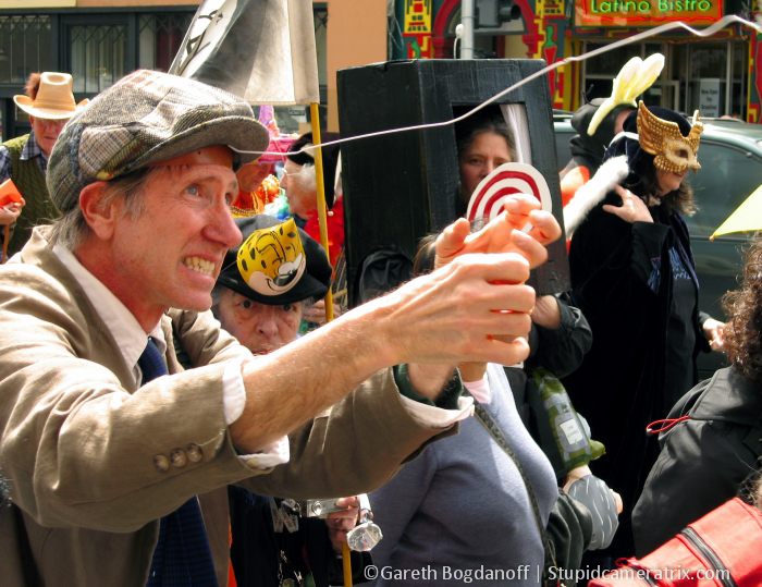 Saint Stupid's Day Parade, 2006