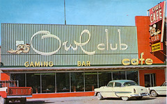 Owl Club, 1960's | by Roadsidepictures