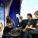 Generation Games: Coming of Age | Georgia Gould, Bruce Pascoe and Niall Walker try to answer the question, how can we stop the next generation being cut adrift? © Helen Jones