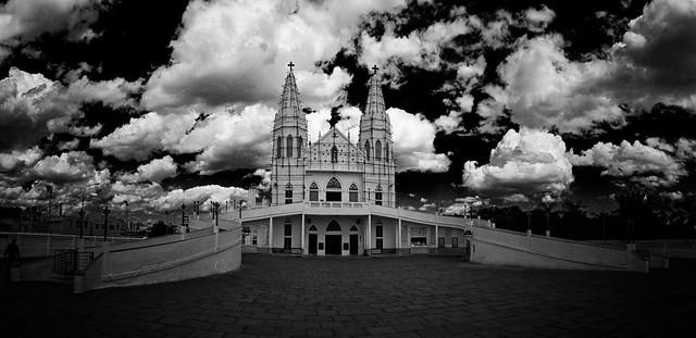 Basilica of Our Lady of Good Health,Velankanni