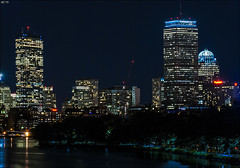 Boston, MA [3] – View from University Bridge