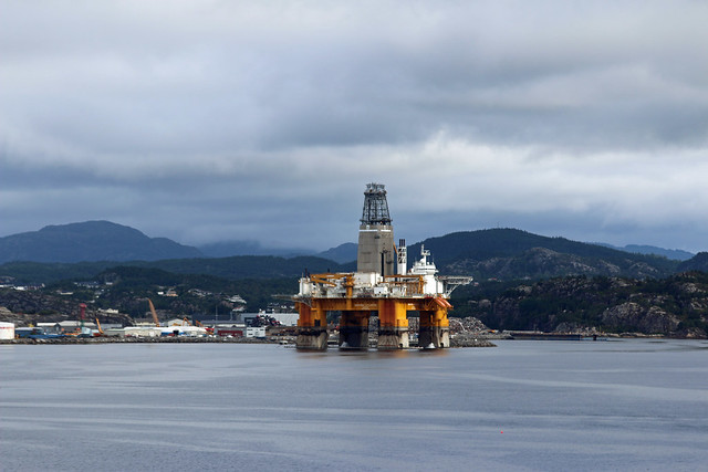 Sailing Into Bergen Norway_25
