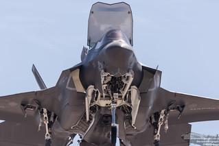 F-35B Lightning II   by evansaviography