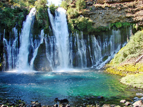 Burney Falls, CA 9-06a | by inkknife_2000 (11.5 million views)