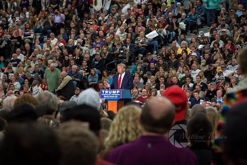Donald Trump | by Matthew Trudeau Photography