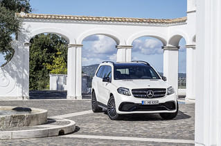 2016 Mercedes-Benz GLS (X166)