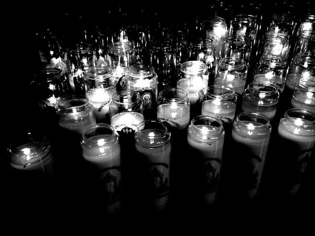 Lights for beloved souls