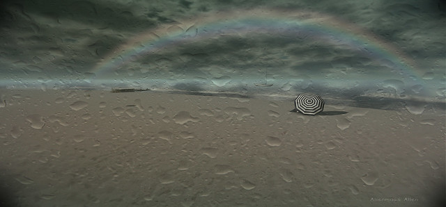 Rainbow on NorderNey