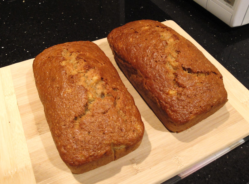 banana bread!