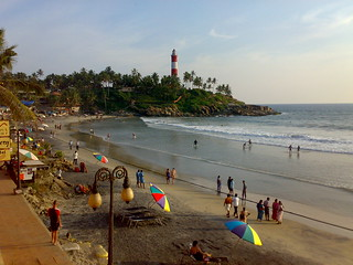 Kovalam Beach, Kerala Travel Boutique   by Kerala Travel Boutique