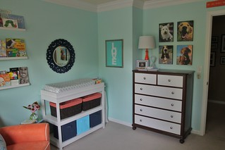 completed nursery   by anythingpretty