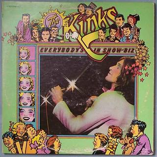 kinks- everybody's in show-biz | by cdrummbks