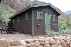 Grand Canyon: Phantom Ranch - Hiker Dorm 0158