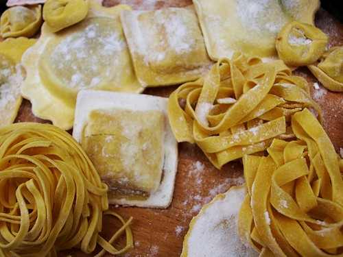 Fresh Italian Pasta | by Rubber Dragon