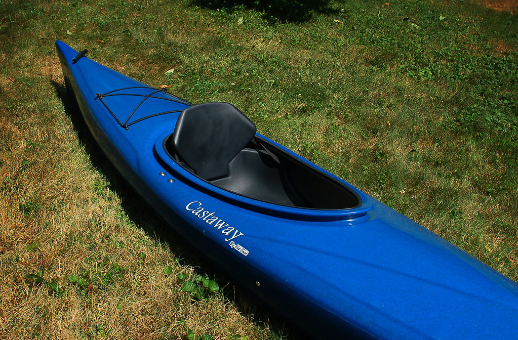 Old Town Castaway Kayak | Sold this for 270$  | towert7 | Flickr