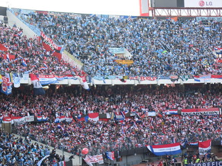 Copa América 2011 final | by Sam Kelly