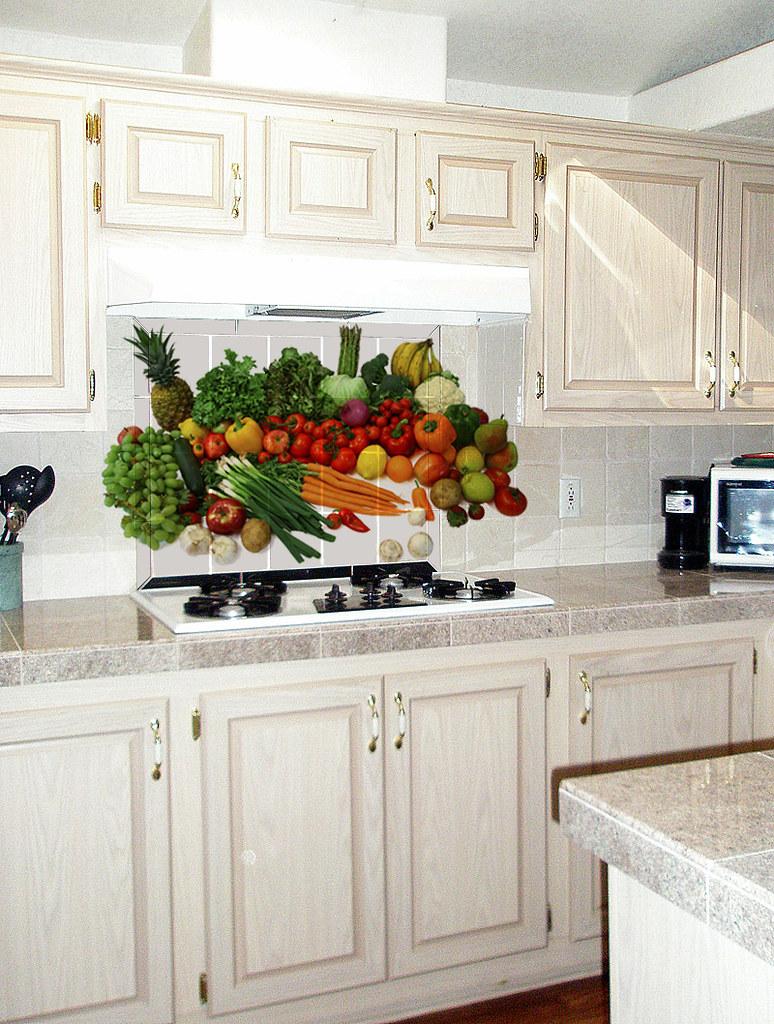 Kitchen Splash Guard   uviglass   Flickr