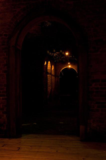Night at the Ruins
