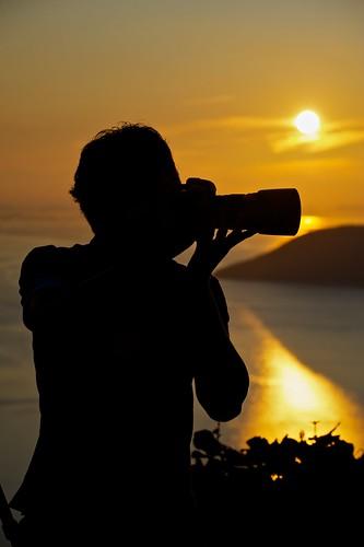 sunset silhouette bay nikon takamatsu nikkor fx 夕焼け yashima 湾 70300mmf4556gvr 屋島 d700 gettyimagesjapanq3 ©jakejung