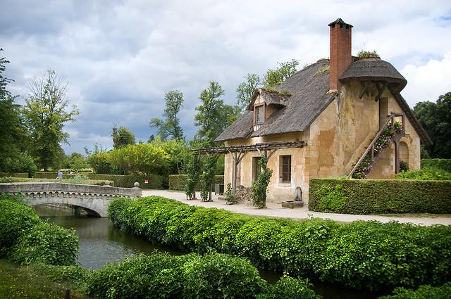 Colombier (Dovecot) Hameau de la Reine, Versailles
