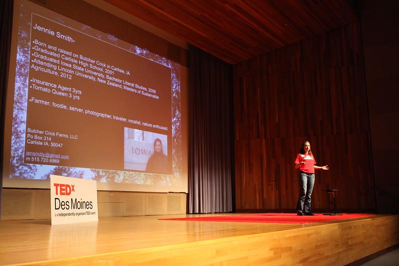 Jennie Smith - TEDxDesMoines