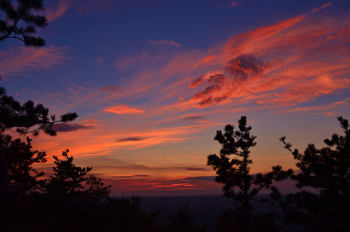 sunset monroecountypa bigpoconostatepapark