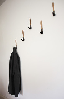 brush hook coat | by Dominic Wilcox