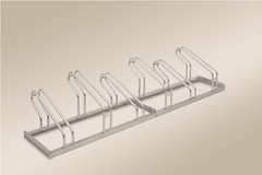 Barriers-TRAFFIC-LINE 2 Bicycle Rack flat type