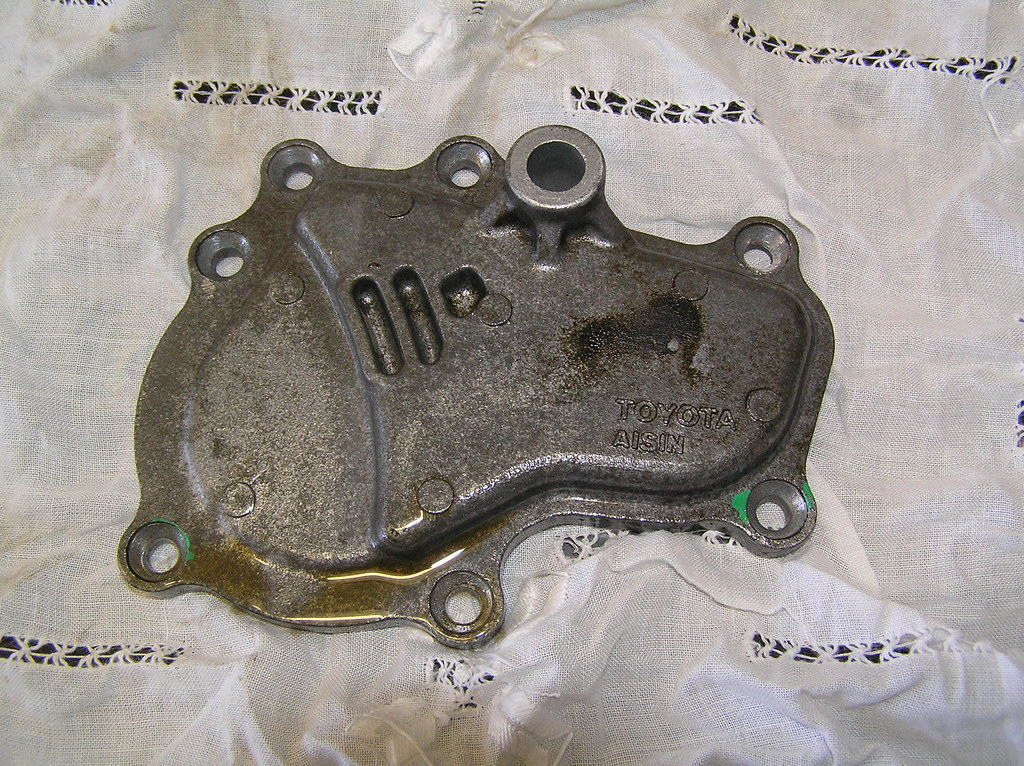 1FZ-FE Front Main and Oil Pump Seal Replacement | Flickr