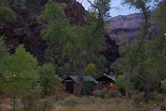 Grand Canyon: Phantom Ranch Twilight 0355