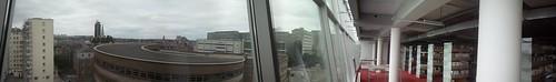 Panorama vue de la BU Santé