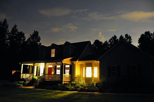 houses beauty