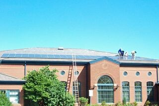 Town of Clarence Library | by Solar Liberty