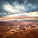 Welcome to the end of the world - Green River, Canyonlands Utah by California CPA